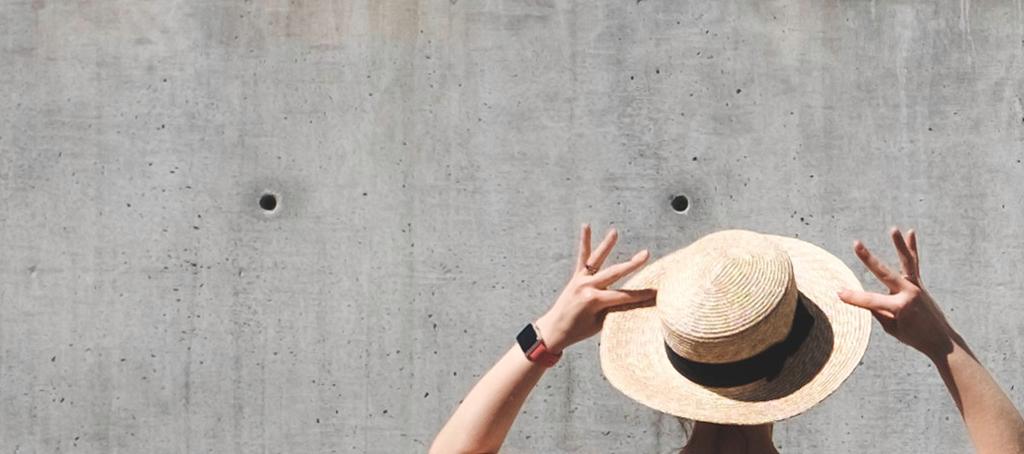 麦わら帽子イメージ