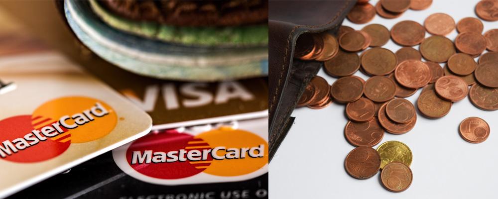 コラム用財布の中身
