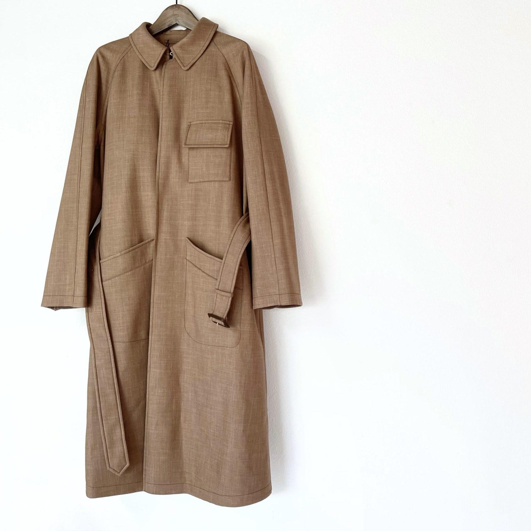 お買取したバーバリーのコート