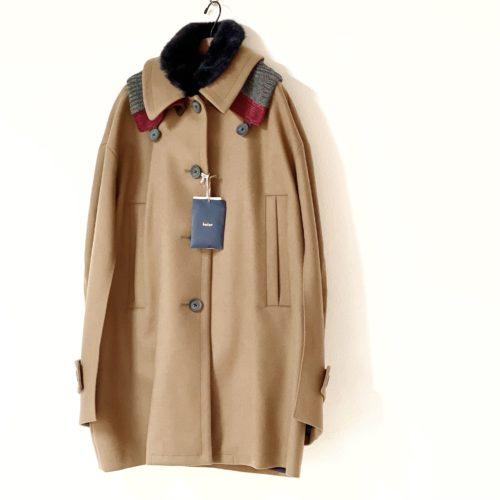 お買取したカラーのコート