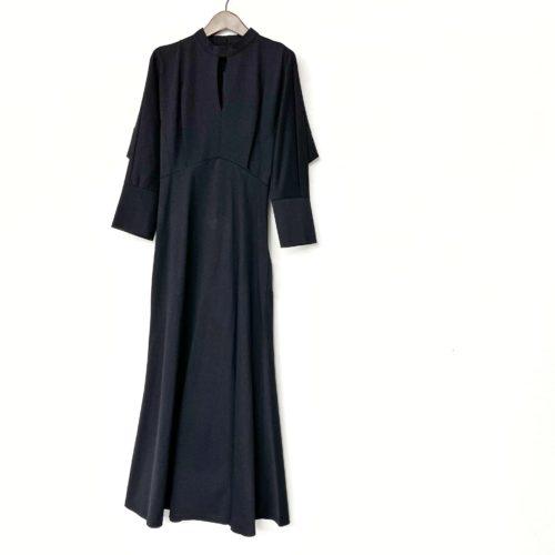 お買取したマメクロゴウチののジャージードレス
